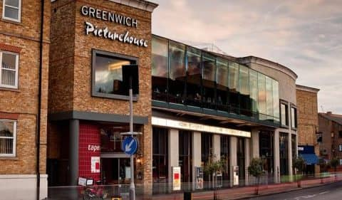 Кинотеатр Greenwich Picturehouse