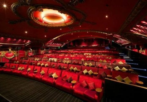 Кинотеатр Everyman Cinemas