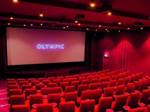 Как создавался кинотеатр