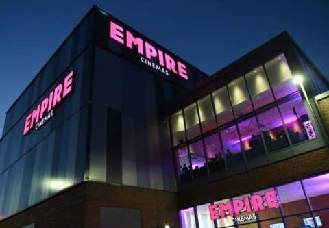 Кинотеатр Empire Cinemas