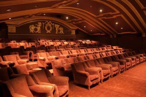 Как менялся кинотеатр