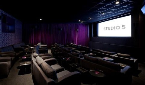 Кинотеатр Genesis Cinema