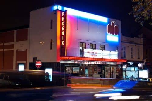 О кинотеатре