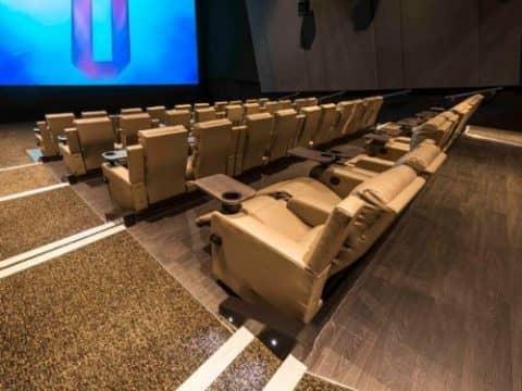 Кинотеатр Odeon Luxe Heymarket