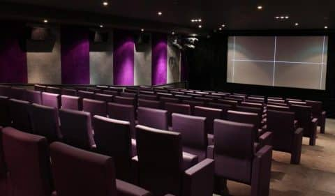 Кинотеатр Private Cinema at CourtHouse Hotel