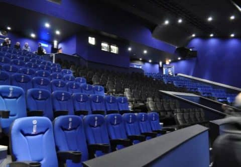 Кинотеатр Odeon Luxe Swiss Cottage