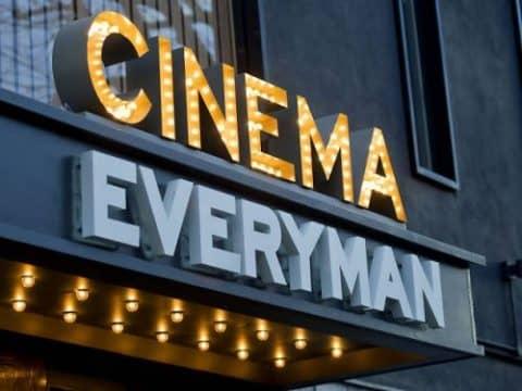 Кинотеатр Everyman Maida Vale