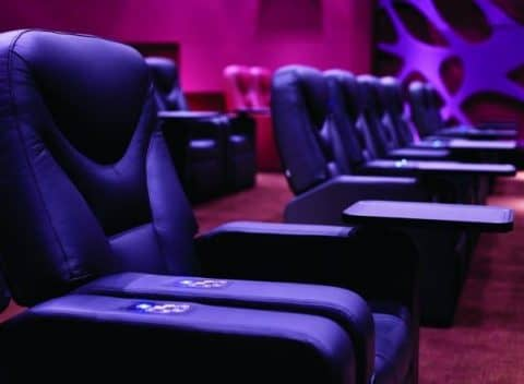 Кинотеатр Odeon Cinemas - The Lounge
