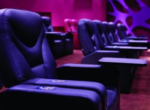 Кинотеатр Odeon Cinemas - The Lounge