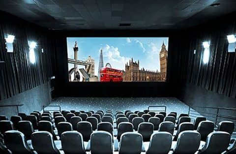 Кинотеатр Odeon Cinema Greenwich