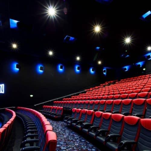 Информация о кинотеатре