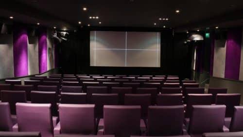Что представляет собой кинотеатр