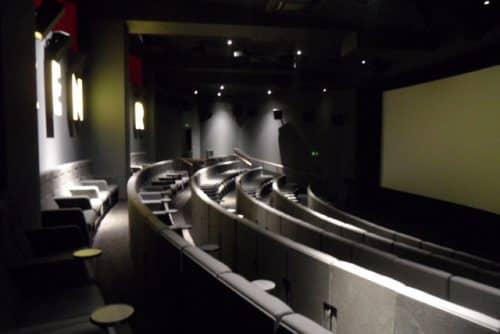 Кинотеатр и его история