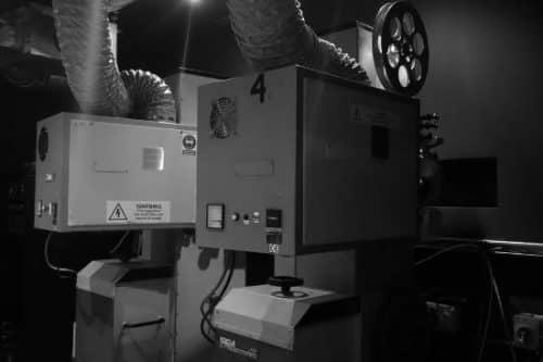 История кинотеатра