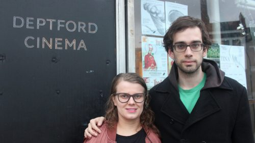 Участие в Deptford Cinema Patron